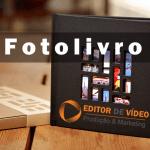 Fotolivro:  Modelo luxo com capa personalizada