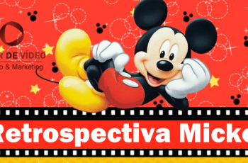 retrospectiva mickey mouse