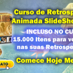Curso de Retrospectiva Animada SlideShow 2017