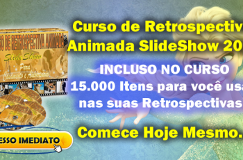 Curso de Retrospectiva Animada SlideShow 2018