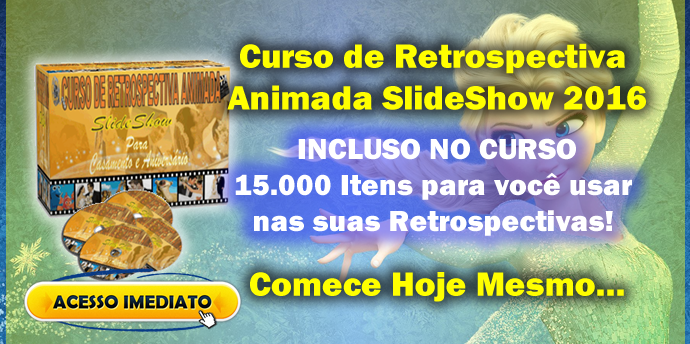 Curso de Retrospectiva Animada SlideShow