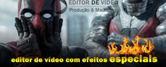 editor de video com efeitos