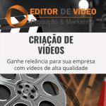 Produtora de vídeo institucional Profissional