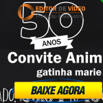 Convite Animado 50 anos