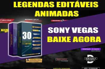 Legendas Animadas Para Sony Vegas