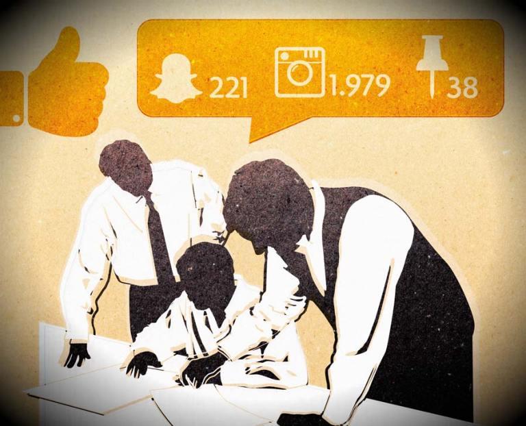 Monitoring-Situation im Social-Media-Management: Wie viele Follower haben wir?