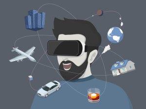 Virtual Reality im Marketing: Unternehmen aus der Touristik-, Lebensmittel-, Immobilien- und Autobranche nutzen die Head Mounted Displays für ihr VR-Marketing.