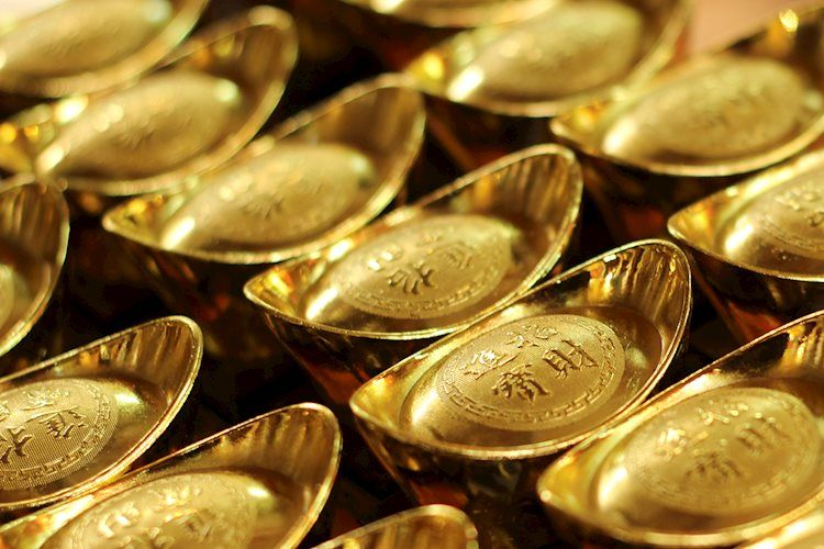 gold technical analysis surrenders