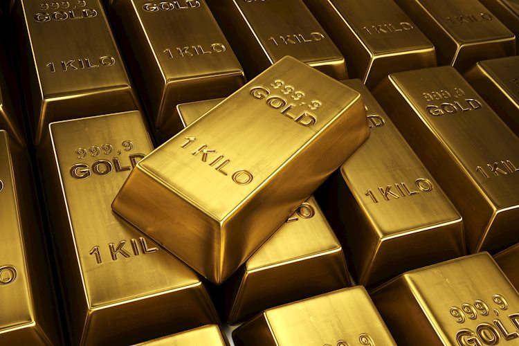 gold technical analysis corrects