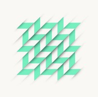 Graphic Designer Uses Simple Lines, Geometric Shapes To