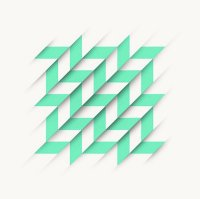 Graphic Designer Uses Simple Lines, Geometric Shapes To ...