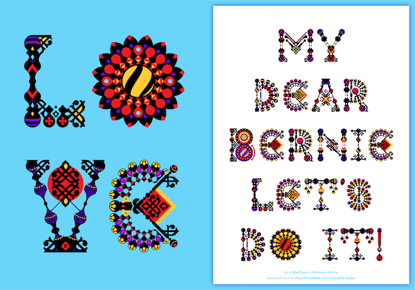 Download Adobe Releases Free Font Packs Created By Global Artists ...
