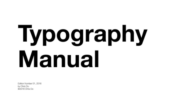 Watch: 10 Golden Rules Of Typography To Improve Your