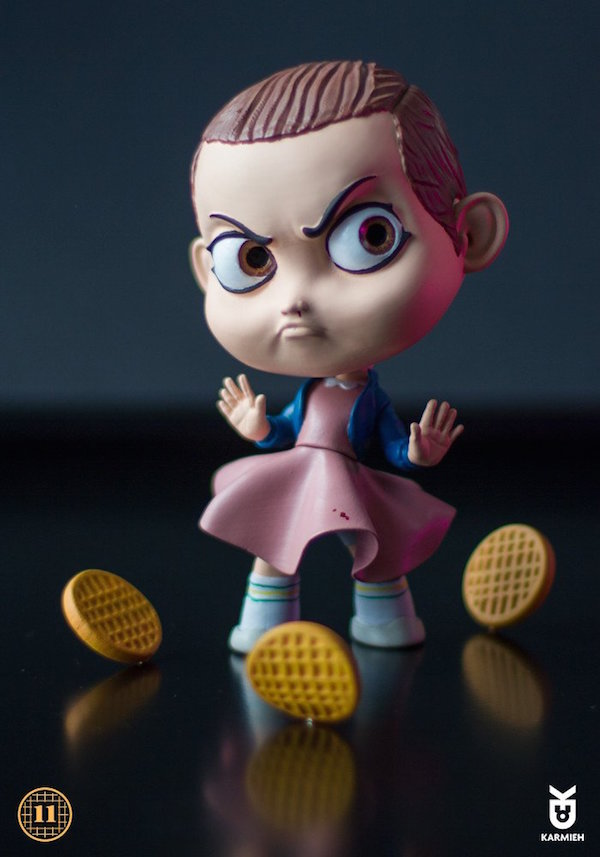 Gravity Falls Wallpaper For Computer This Handcrafted Toy Figurine Of Eleven Will Delight