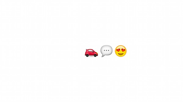 Cute Ad Uses Emojis To Send A Serious Message About Texting While Driving