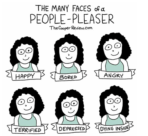 About people-pleasers and how to stop being one – Miss Lovage