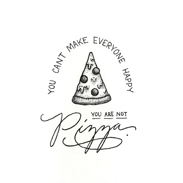 Beautiful, Hand-Illustrated Messages Of Encouragement To