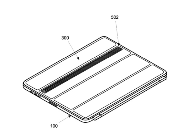Apple's Latest Patent Application: Wirelessly Charging