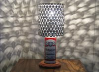 Lamps Made Out Of Recycled Beer Cans - DesignTAXI.com