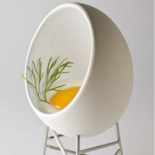 A Chair For Your Egg Breakfast Just Got More Fun