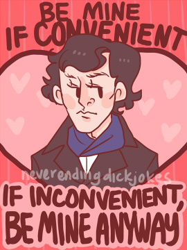 Sherlock Quotes Wallpaper Valentine S Day Cards Inspired By Marvel Dc Sherlock