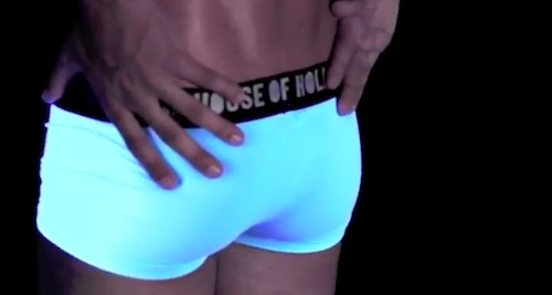 GlowInTheDark Underwear To Help You Get Noticed When The Lights Are Off  DesignTAXIcom