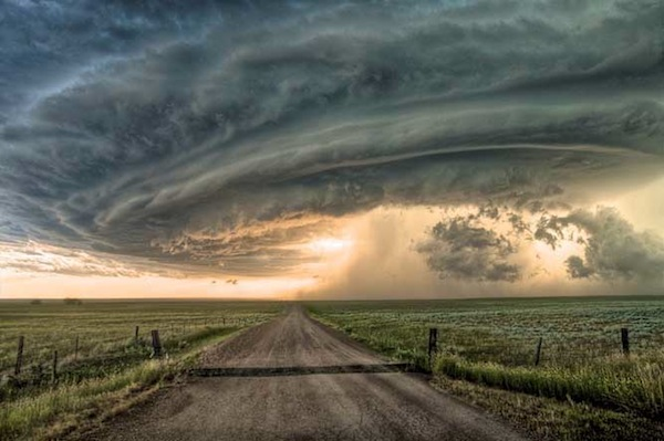 Panoramic Wallpaper Fall Photographer Captures Amazing Apocalyptic Skies During