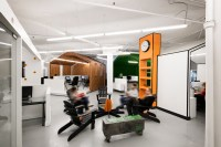 Inspiring, Creative Office Designed As A Quirky Village Of ...