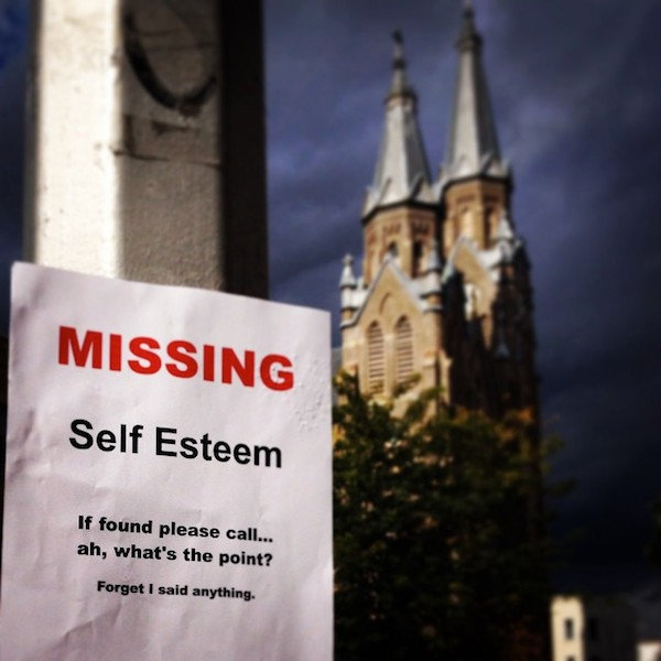 Artist Posts Funny Pointless Missing Posters All Over