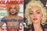 Woman Transforms Herself Into Famous Celebrities & Movie ...