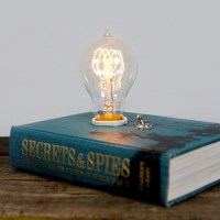 This Book Comes With A Light Bulb Attached - DesignTAXI.com