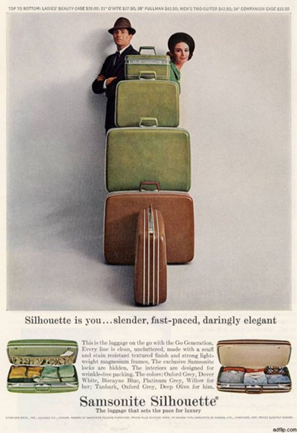 Mad Men Ads VS Real Ads From the 60s  DesignTAXIcom