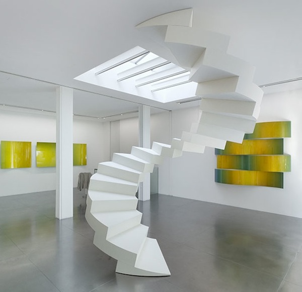 Mysterious Impossible Staircases Appear In MidAir