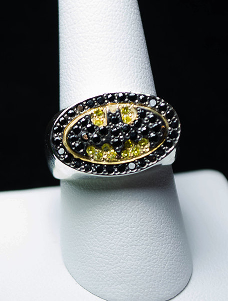 Jewelry Inspired By Batman SpiderMan  Other Superheroes  DesignTAXIcom