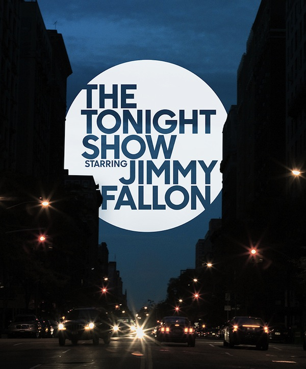 Pentagram Redesigns The Logo Of The Tonight Show