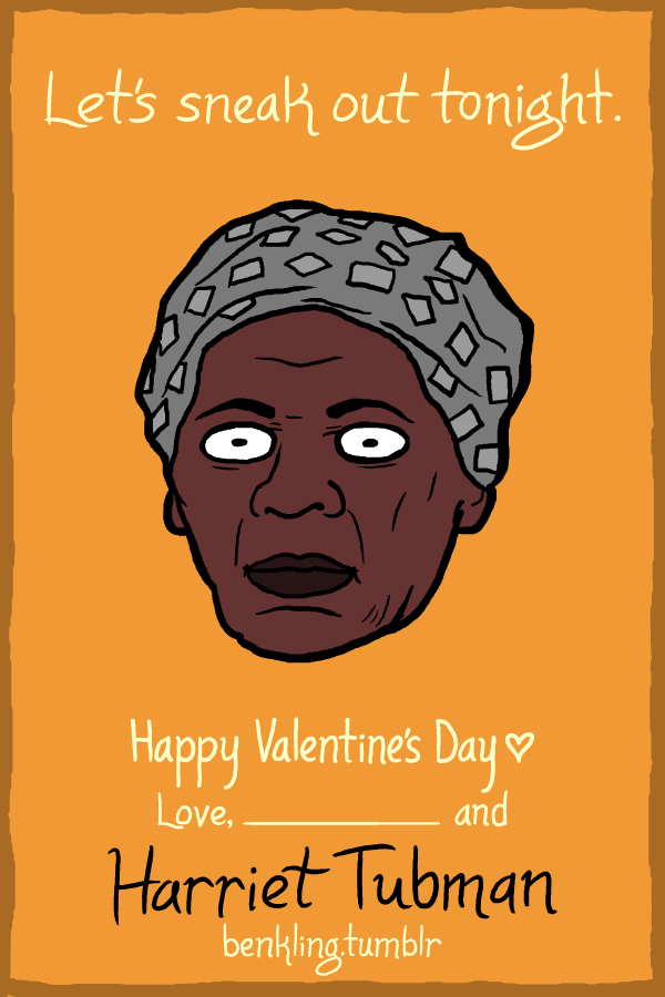 Valentine's Day Cards Full Of Geeky Puns From Writers