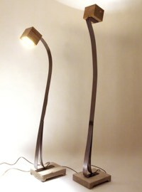 [Visuals] Floor Lamps to Light Your Way - DesignTAXI.com