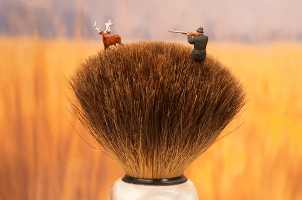 An Imaginative World For Miniature People Created With