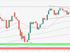 Symmetrical triangle breakout targets $1805 in the coming weeks