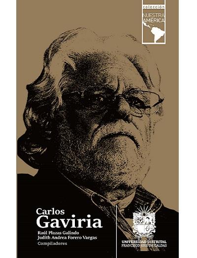 Resultado de imagen para Carlos Gaviria portada universidad distrital