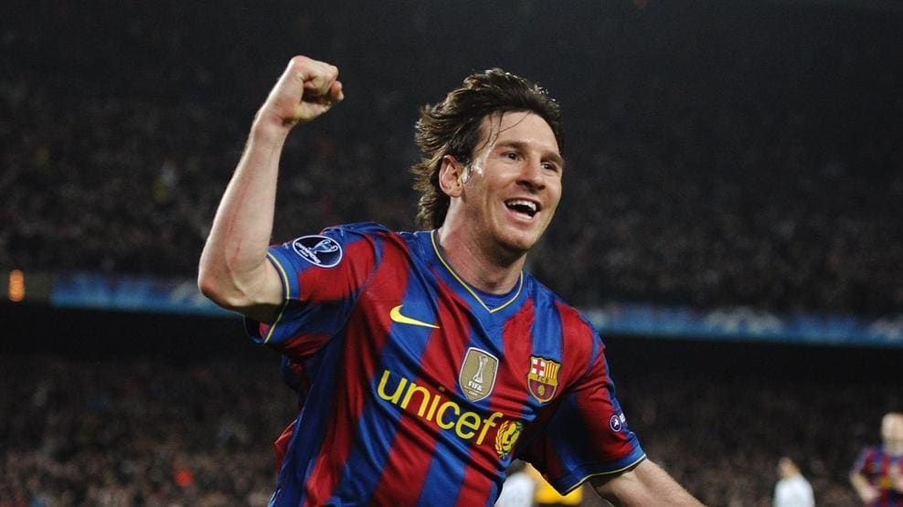 Marvellous Messi in a class of his own | UEFA Champions League | UEFA.com