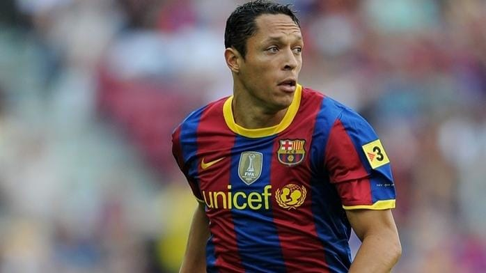 Adriano ruled out of Barcelona reckoning | UEFA Champions League ...