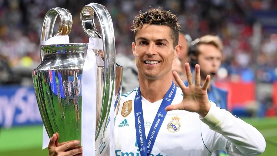 Ronaldo first to win five Champions League titles   UEFA Champions League    UEFA.com