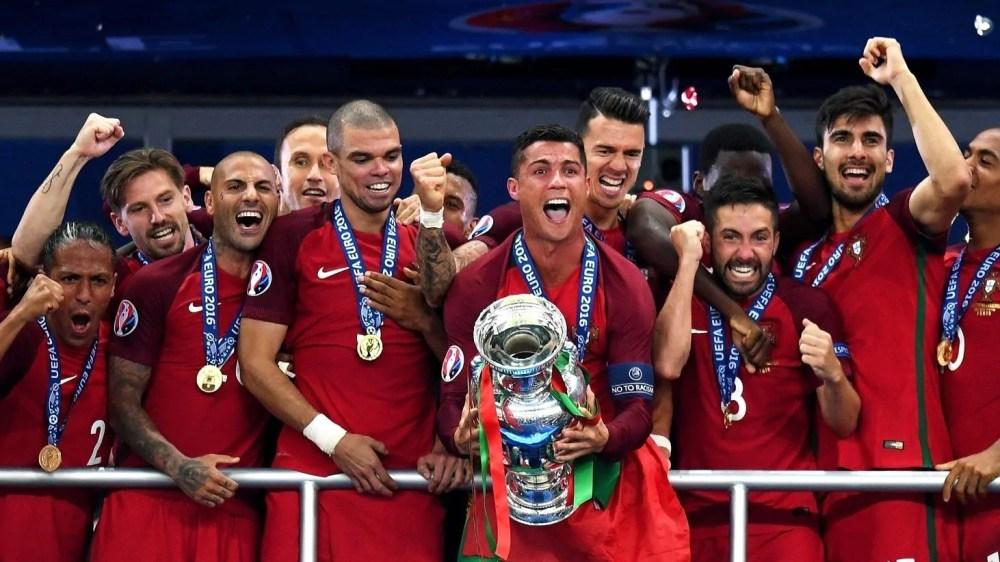 Sporting's links to Portugal's EURO success   UEFA Champions League    UEFA.com