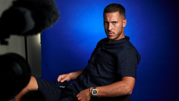 Eden Hazard on Real Madrid past and present | UEFA Champions ...