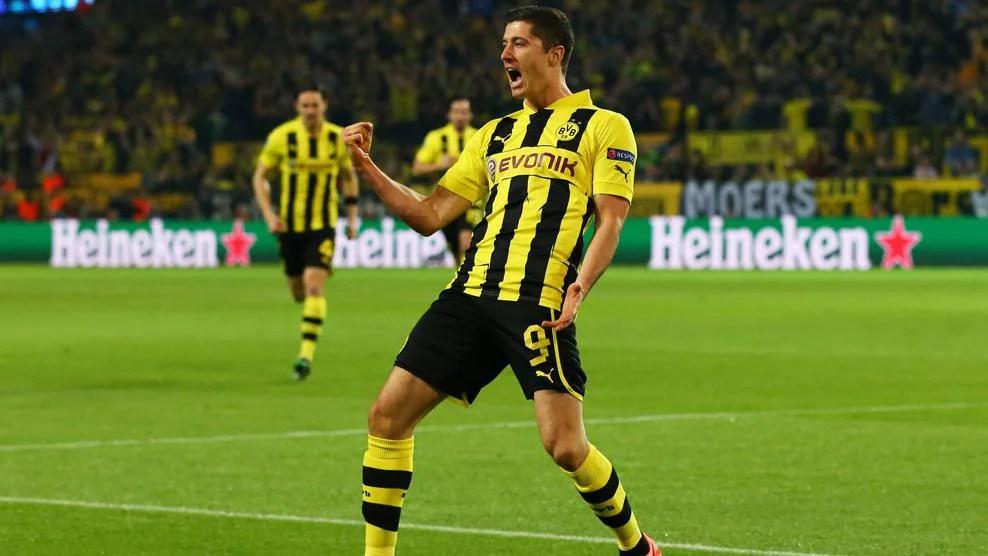 Great Dortmund Champions League goals