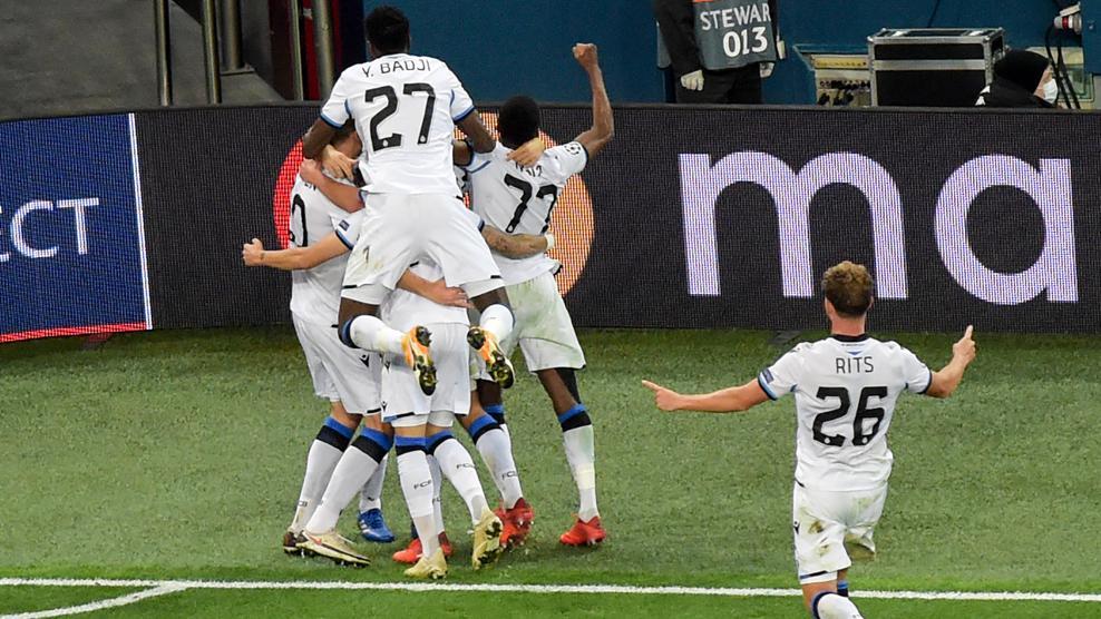 Last season: timely De Ketelaere stuns Zenit