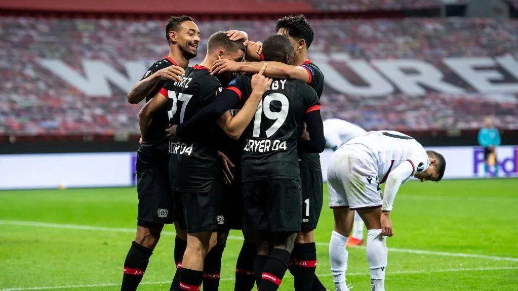 Highlights: Leverkusen 6-2 Nice - UEFA Europa League   UEFA.com