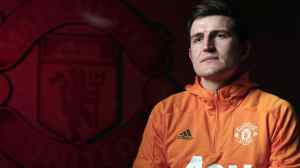 United States captain Harry Maguire on his way to AC Milan and loud  UEFA Europa League