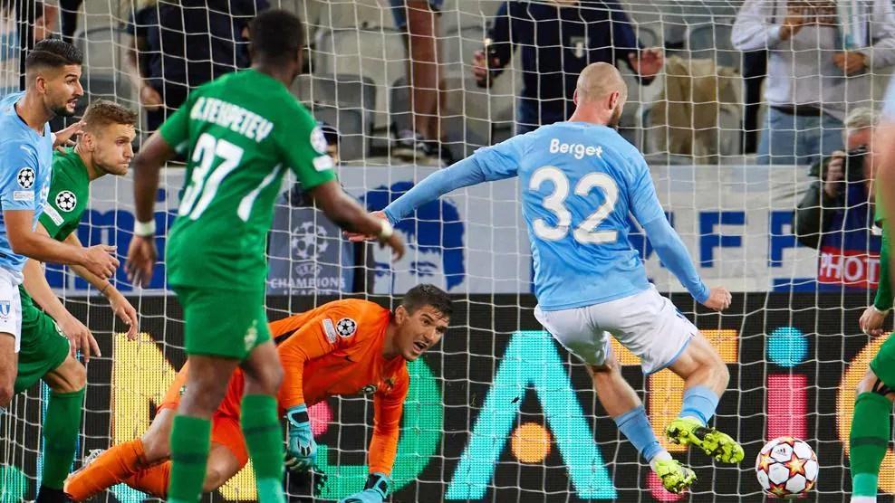 Highlights: Malmö 2-0 Ludogorets